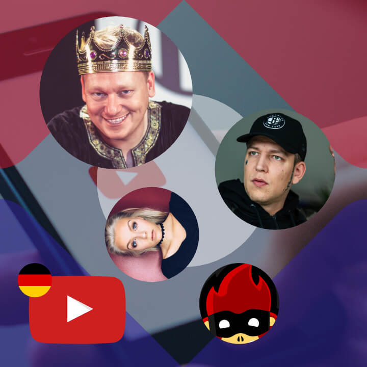 Higher or Lower German YouTubers Edition